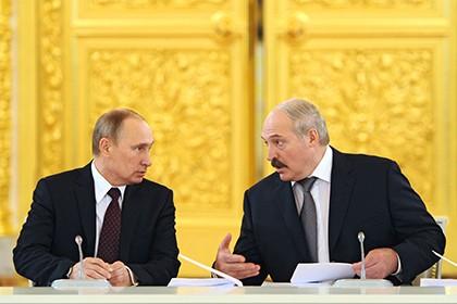Putin gặp lãnh đạo Belarus bàn kế hoạch xây căn cứ không quân
