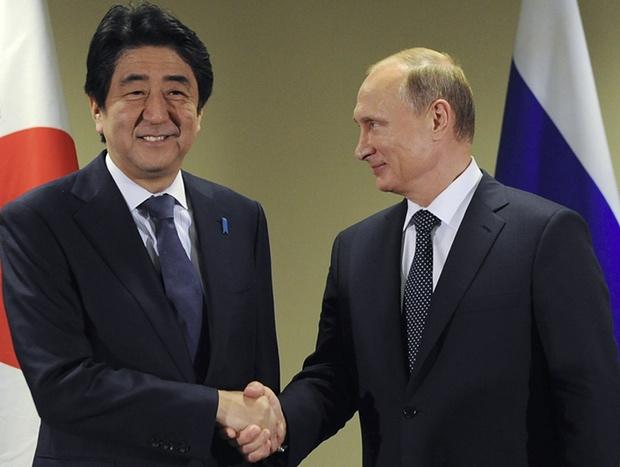 Chuyến thăm Nhật Bản của Putin hoãn vô thời hạn
