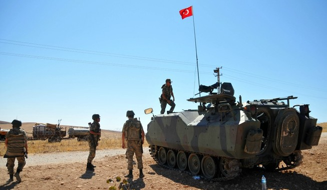 Thổ Nhĩ Kỳ sẵn sàng bắn hạ cả máy bay Nga lẫn Mỹ
