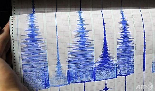 Động đất 7,3 độ Richter rung chuyển Thái Bình Dương