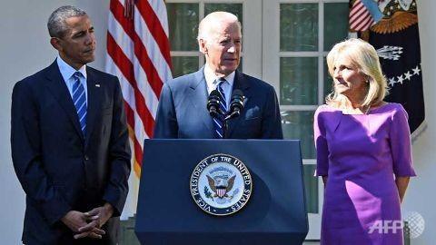 Ông Joe Biden tuyên bố không tranh cử tổng thống