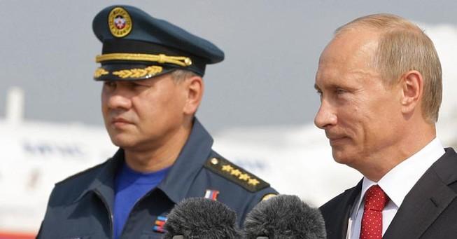 Bộ trưởng Quốc phòng Nga bị tố xây biệt thự 18 triệu đô