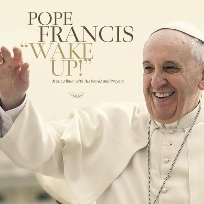 Giáo hoàng sắp phát hành album nhạc rock