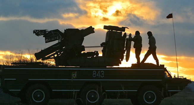 Nga chuyển tên lửa đến Syria để ngăn 'trộm máy bay'