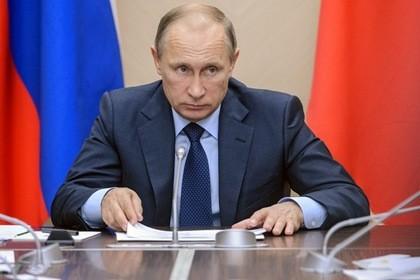 Putin là người quyền lực nhất thế giới năm 2015