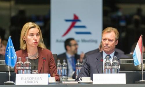EU lên tiếng về căng thẳng tại biển Đông