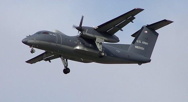 Máy bay do thám Mỹ xâm nhập không phận Venezuela