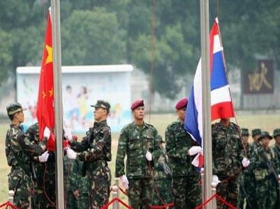 Thái Lan - Trung Quốc lần đầu tiên tập trận không quân chung