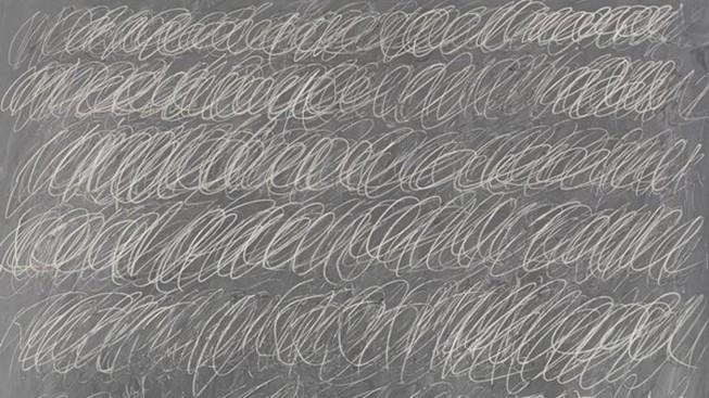 Bức tranh 'Bảng đen' đạt kỷ lục 70,5 triệu đô ở New York