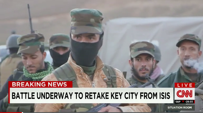 Lực lượng Kurd tấn công IS, chặn đường tiếp tế huyết mạch