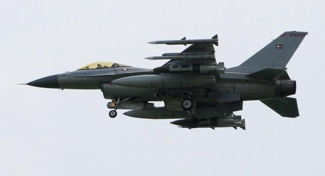 F-16 Đan Mạch sẽ mở rộng hoạt động chống IS
