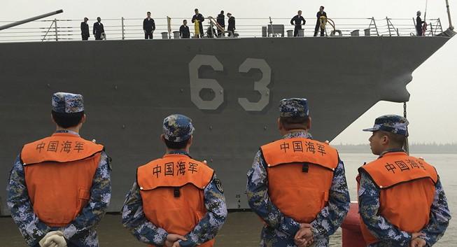 Dù căng thẳng, Mỹ-Trung vẫn sẽ tập trận hải quân