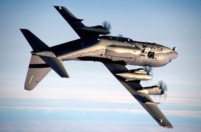 'Ma tốc độ'AC-130 mất lái khi bay thử nghiệm