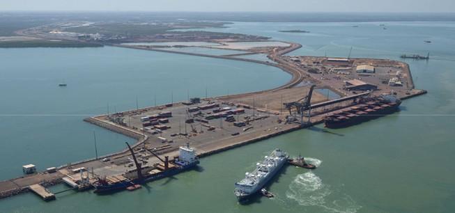 Úc trước sóng gió vì cho Trung Quốc thuê cảng quân sự