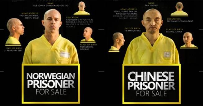 IS hành quyết hai con tin gốc Na Uy và Trung Quốc