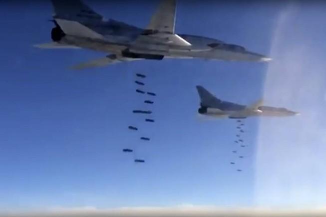 Nga yêu cầu Lebanon đóng cửa không phận