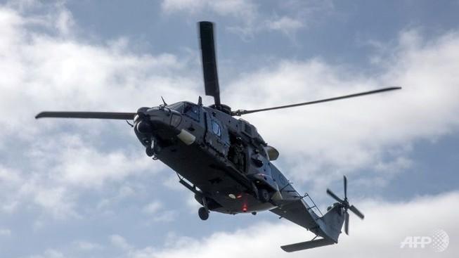 Trực thăng chở bảy người rơi ở New Zealand