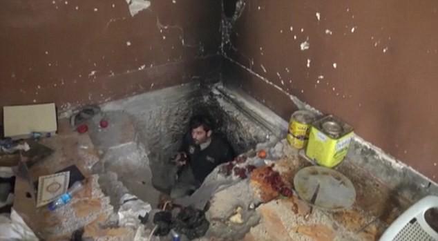 IS bí mật xây đường hầm dưới lòng thành phố bắc Iraq