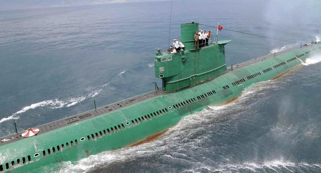 Triều Tiên phóng tên lửa đạn đạo nhưng thất bại