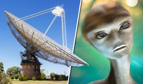 Đã nhận được sóng vô tuyến đầu tiên từ ngoài dải ngân hà?