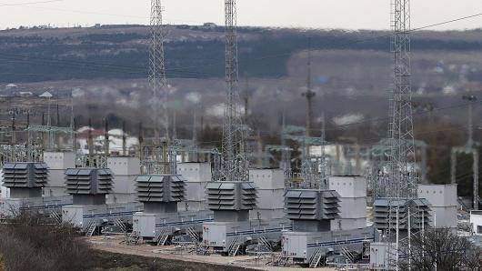 Crimea sắp không còn trong diện 'báo động đỏ'