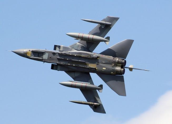 Những vũ khí Anh sẽ dùng để không kích IS tại Syria