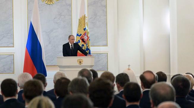 Thông điệp liên bang của Putin: 'Nga sẽ không tha thứ Thổ Nhĩ Kỳ'