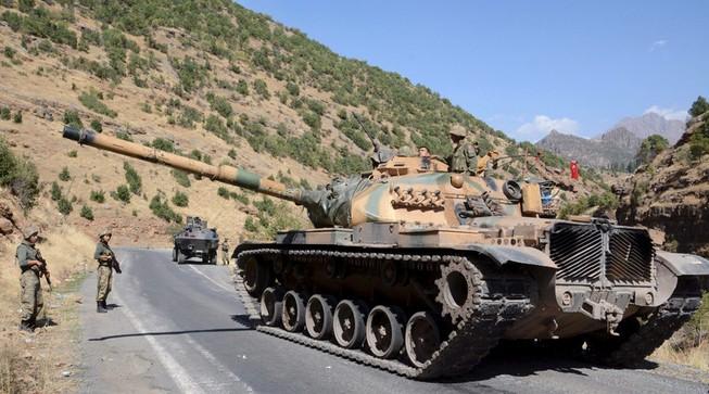 Liên đoàn Ả Rập lên án Thổ Nhĩ Kỳ can thiệp vào Iraq