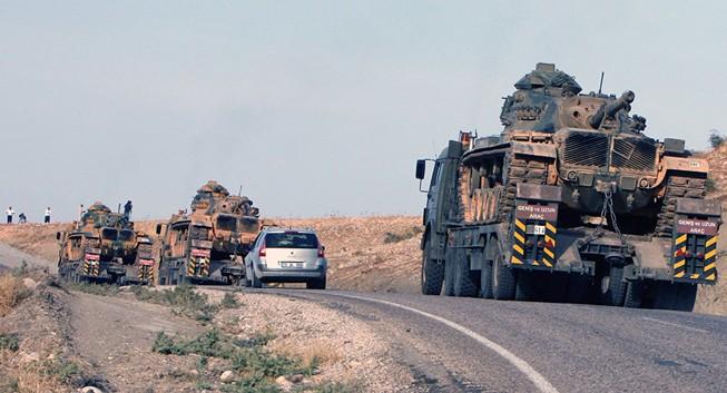 Thổ Nhĩ Kỳ toan tính gì khi triển khai quân đến Iraq?