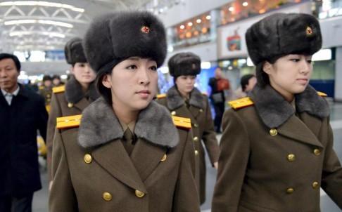 Nhóm nhạc Triều Tiên bỏ về nước vì ông Tập không đến xem