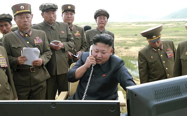 Người dân Trung Quốc gần biên giới Triều Tiên được sơ tán