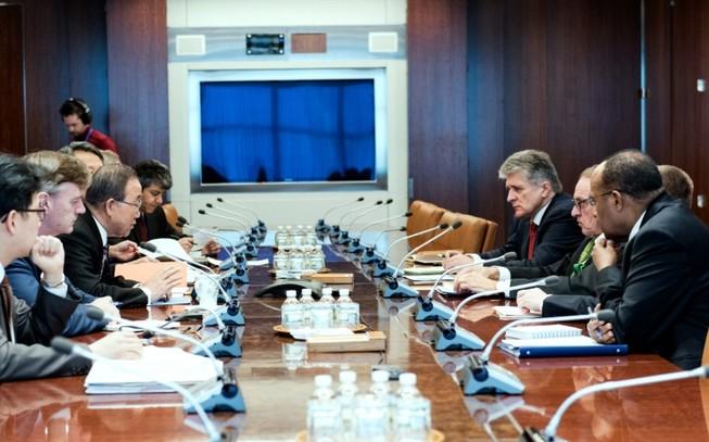 Mỹ-Hàn thảo luận đưa vũ khí chiến lược tới bán đảo Triều Tiên