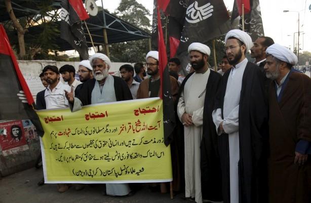 Ả Rập Saudi toan tính gì khi xử tử giáo sĩ Shiite?