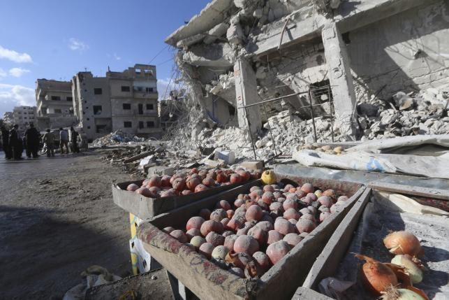 'Nga không kích dân Syria nhiều hơn IS'