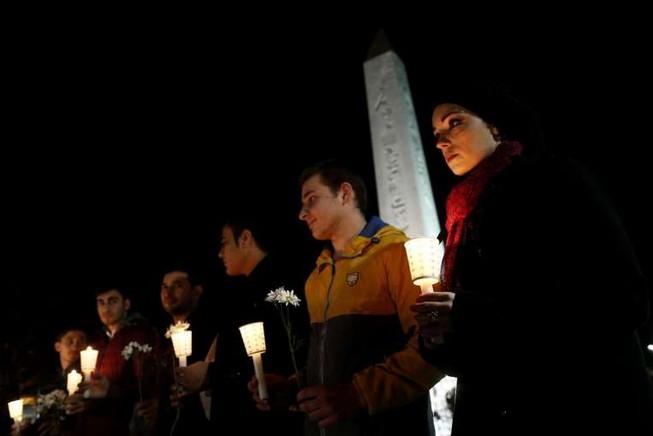 Thổ Nhĩ Kỳ bắt giữ năm nghi can tấn công du khách Đức
