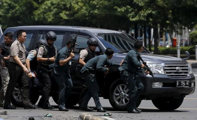Chân dung kẻ chủ mưu vụ đánh bom ở Jakarta