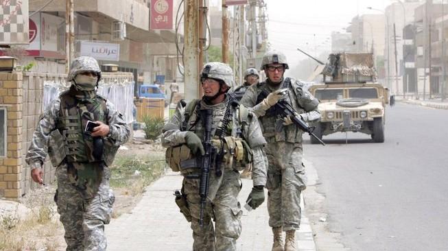 Ba công dân Mỹ bị bắt cóc ở Iraq