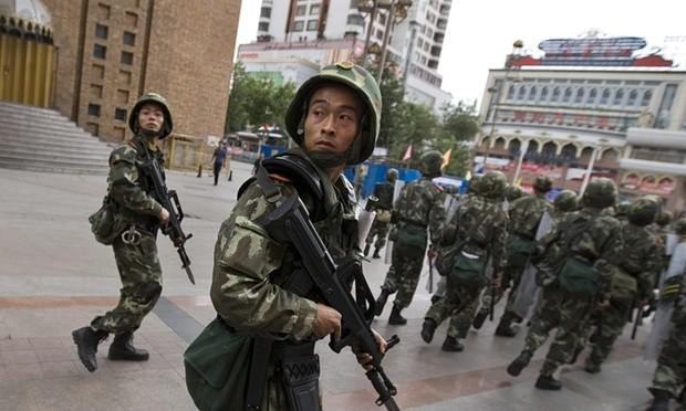 Trung Quốc lo ngại nguy cơ khủng bố vào dịp tết