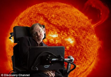 Nhà khoa học Stephen Hawking cảnh báo nhân loại về ngày tận thế