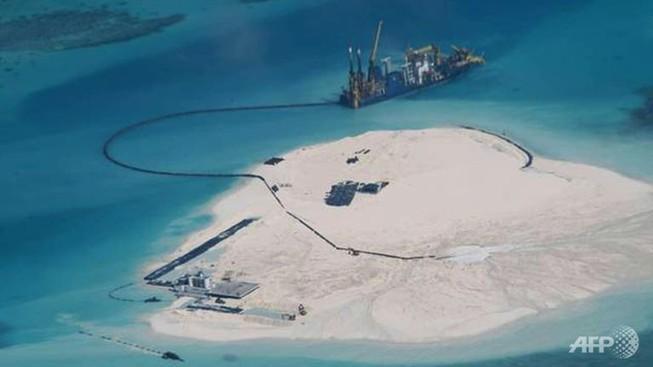 Đô đốc Trung Quốc: Quân sự hóa biển Đông 'tùy thuộc vào mức đe dọa'