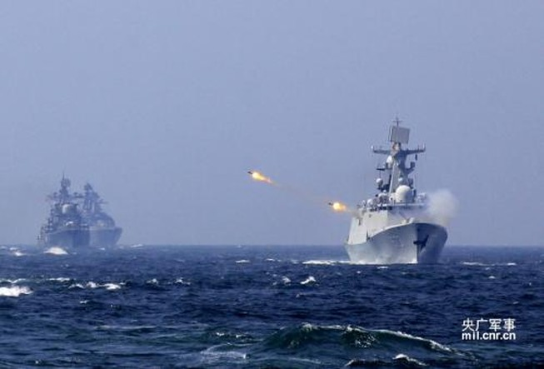Trung Quốc tập trận sau khi Đài Loan bầu lãnh đạo
