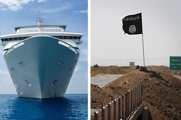 IS muốn lập 'hạm đội hải quân' ở Địa Trung Hải
