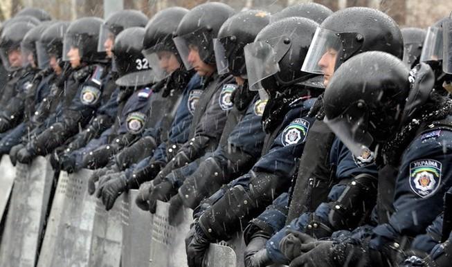 Khu dân cư Làng Sen của người Việt tại Ukraine bị khám xét