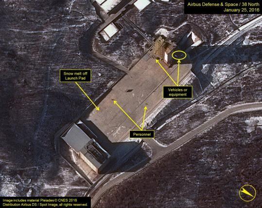 Quân đội Nhật 'báo động' vì Triều Tiên sắp phóng tên lửa