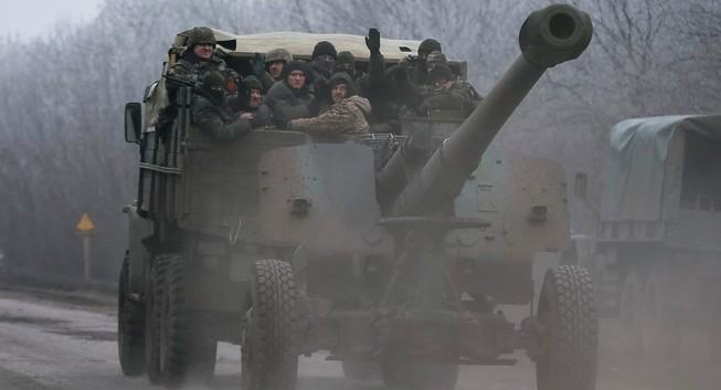 Ukraine cân nhắc việc triển khai quân đội tới Syria