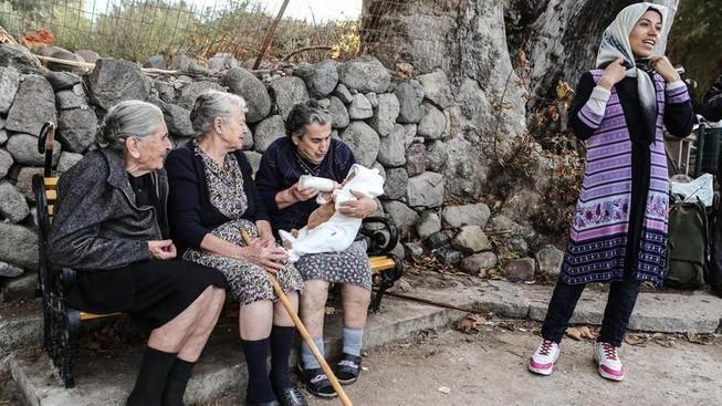Bà cụ ngư dân người Hy Lạp được đề cử giải Nobel Hòa bình