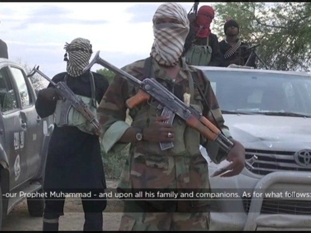 IS trả lính đánh thuê châu Phi 1400 USD một ngày