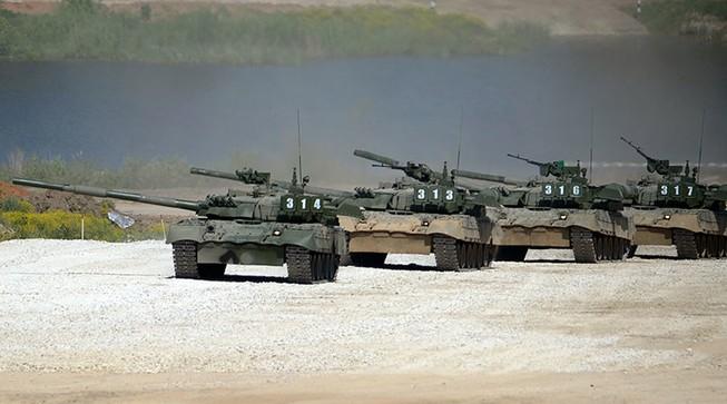 Mỹ tăng quân tại châu Âu, Nga tuyên bố không bỏ qua
