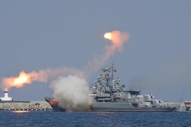 Nga tập trận bất ngờ tại Biển Đen trước kế hoạch mới của NATO