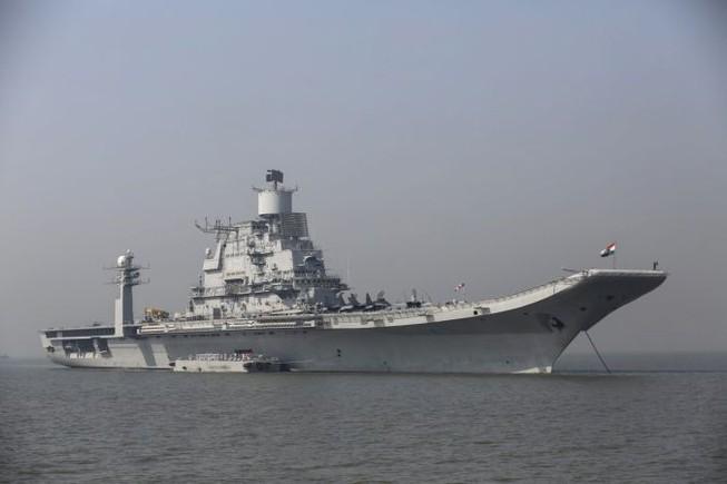 Ấn Độ điều tàu sân bay đến Maldives để tạo 'lá chắn' Trung Quốc